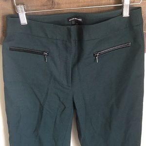Forest Green Club Monaco work pants